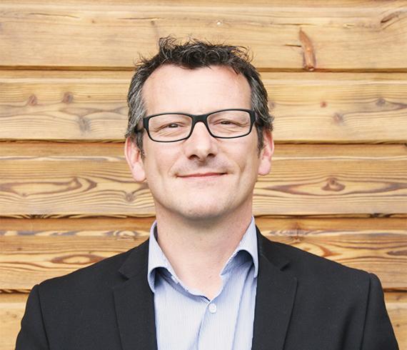 Marc Morgand directeur