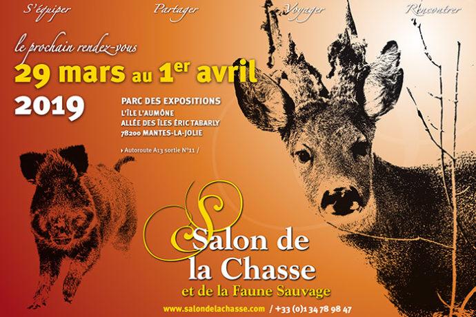 Du 29 mars au 1er avril : Salon de Rambouillet