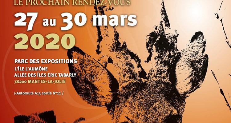 27 au 30 mars 2020 : salon de la chasse et de la faune sauvage