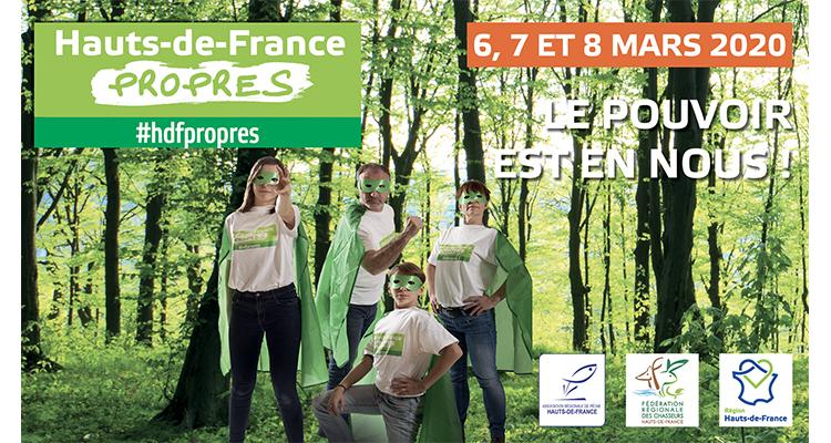 Hauts de France propres 2020