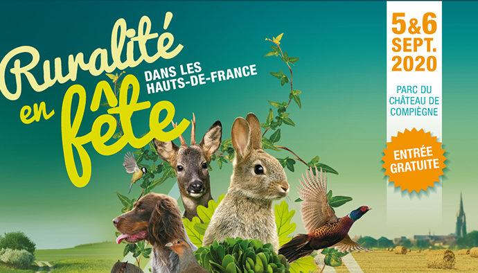 La Ruralité en fête dans les Hauts-de-France les 5 et 6 septembre