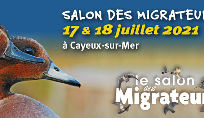 17 & 18 juillet : Salon des migrateurs
