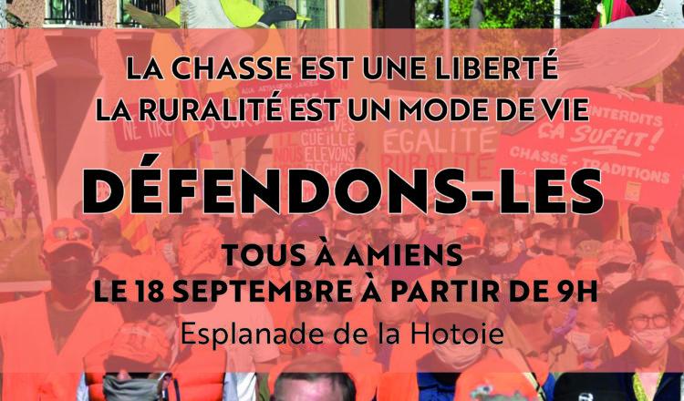 Manifestation du 18 septembre : les dernières infos