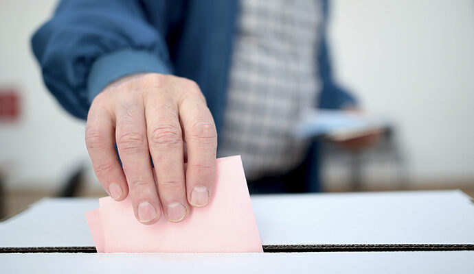 Bientôt, vous devrez voter